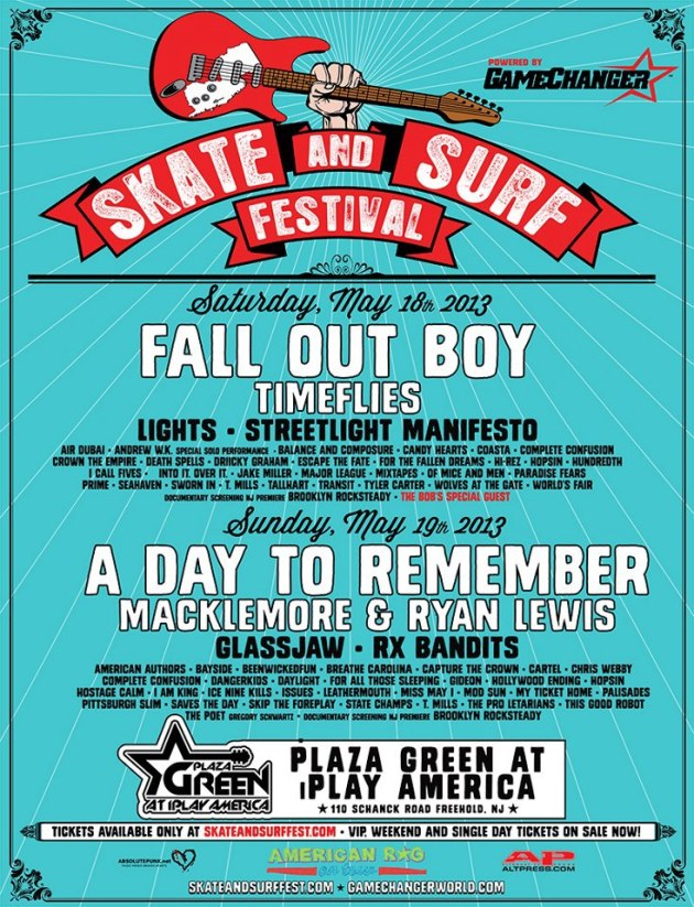 Skate & Surf Festival is only 26 days away..