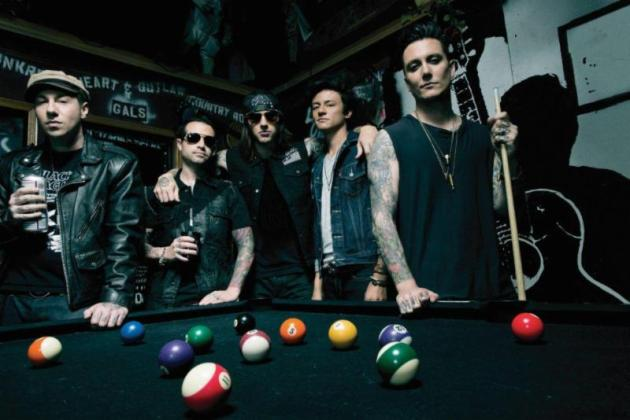 AVENGED SEVENFOLD ANNOUNCE SPRING NORTH AMERICAN HEADLINING TOUR