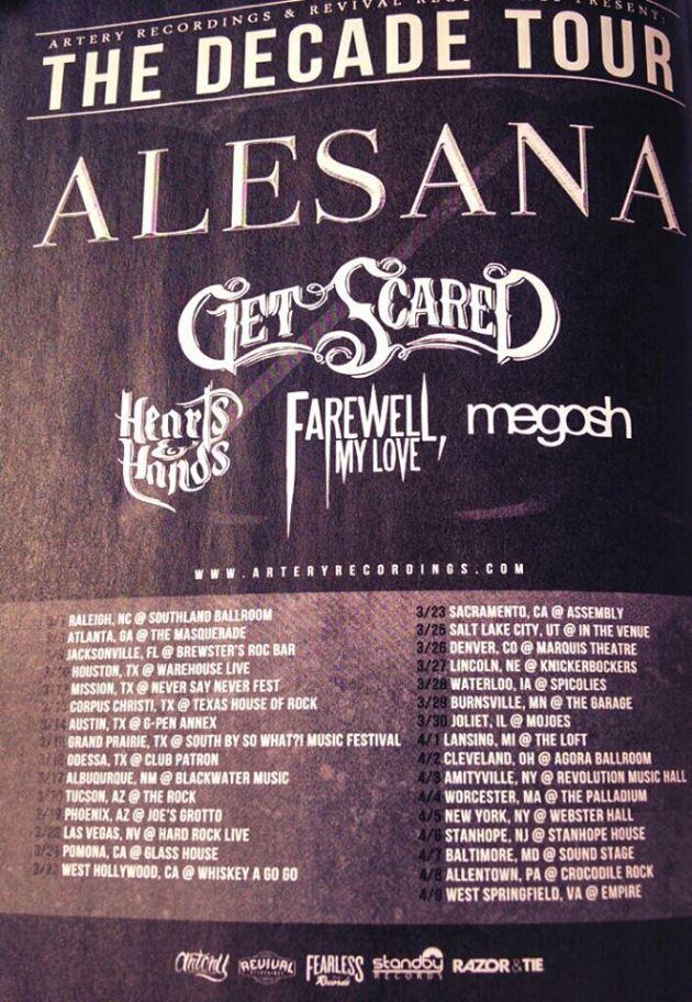 The Decade Tour 2014