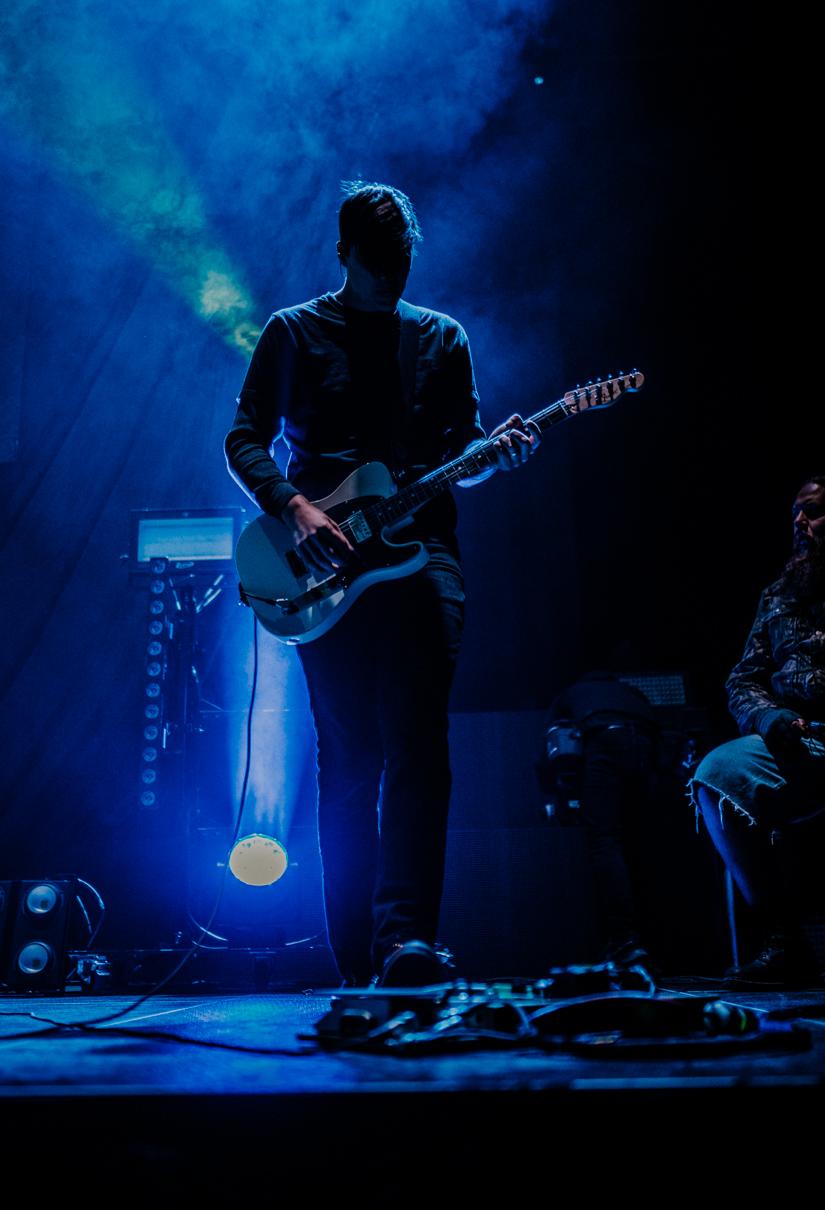 American Nightmare Band Tour